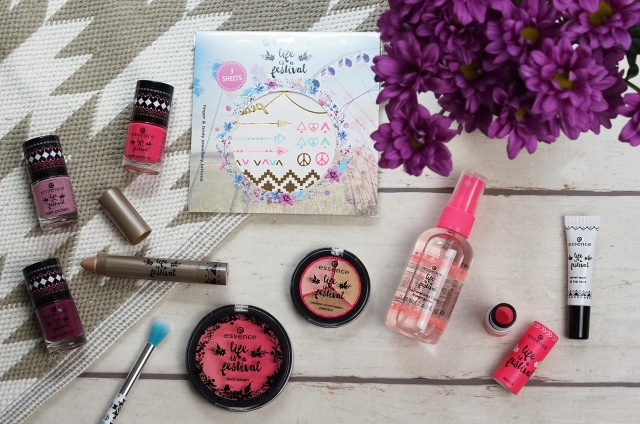 essence - trend edition - life is a festival - limited edition